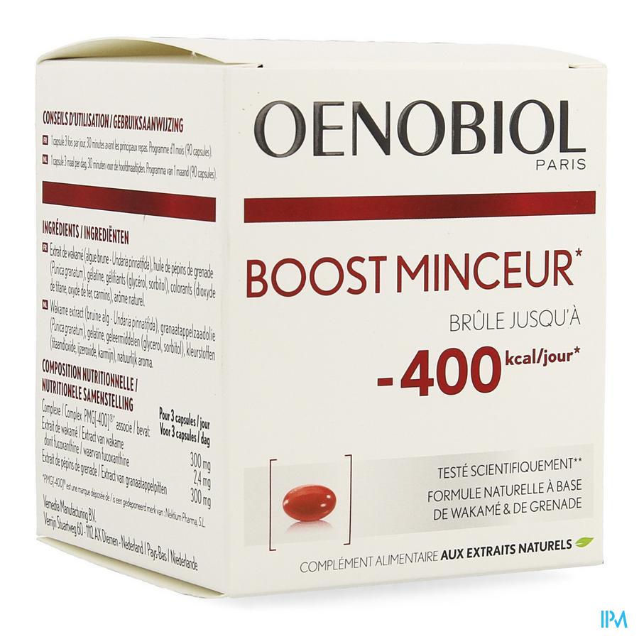 Oenobiol Boost Minceur 90 Caps