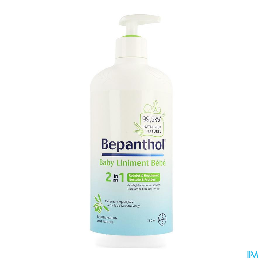 Bepanthol Baby Liniment 750ml