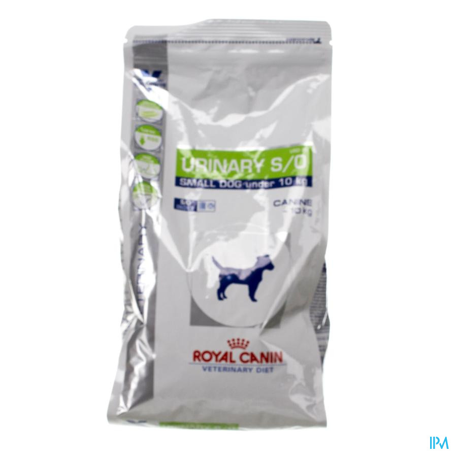 Vdiet Urinary Small Canine 1,5kg