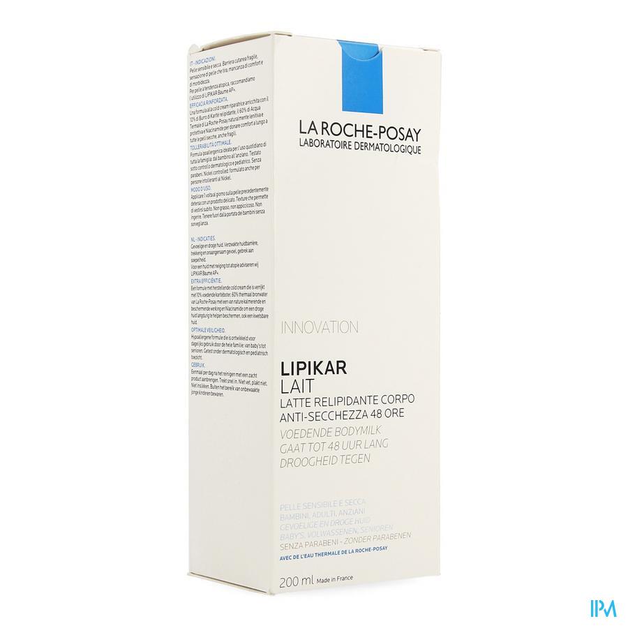 La Roche Posay Lipikar Melk 200 ml