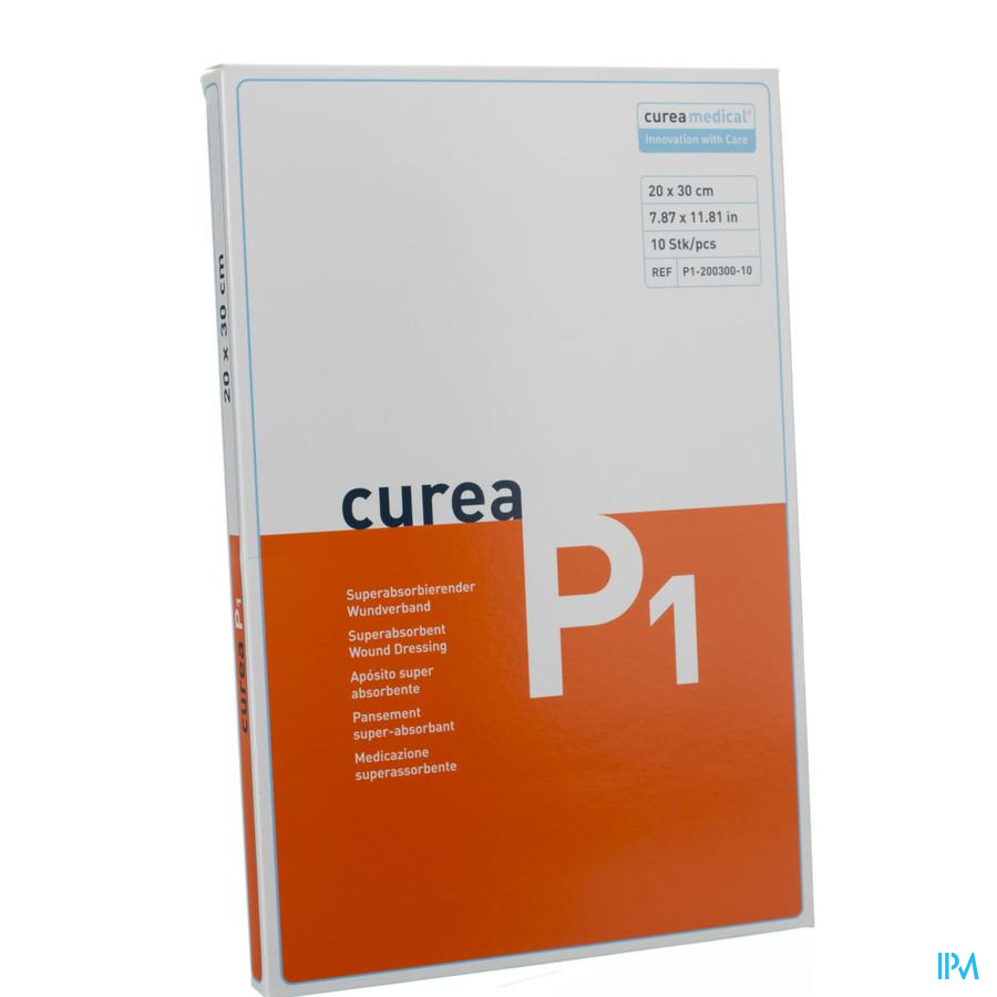 Curea P1 Pans Super Absorbant 20,0x30,0cm 10
