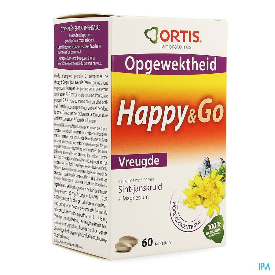 Ortis Happy&go Comp 5x12