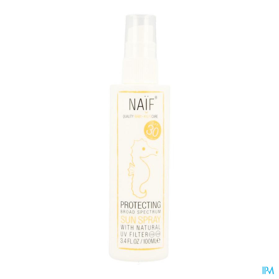 Naif Protecting Sun Spray Ip30 100ml