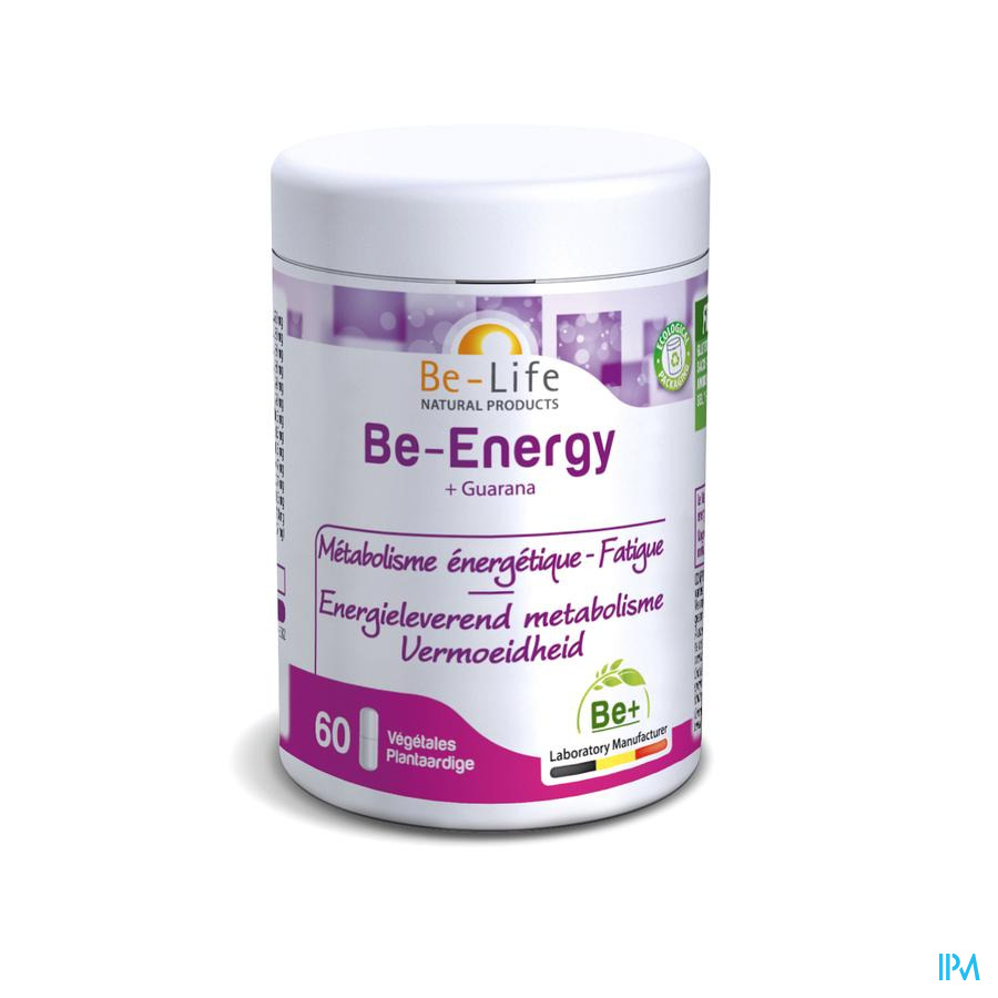 Be-energy (+Guarana)
