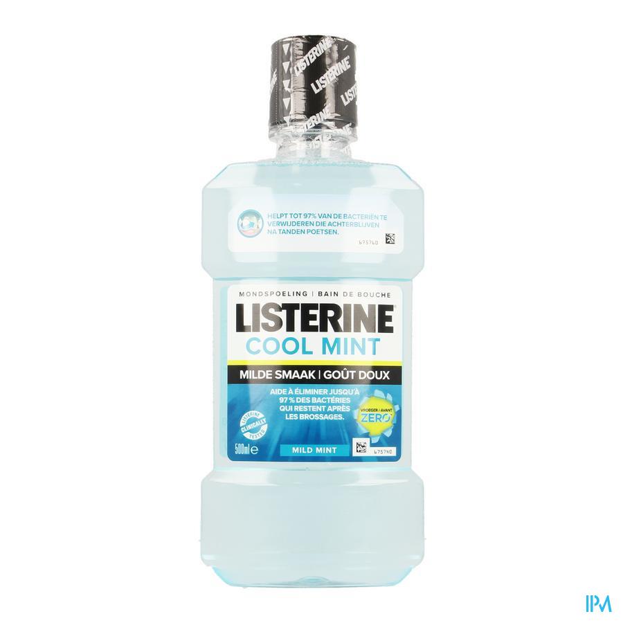 Listerine Cool Mint Doux 500ml
