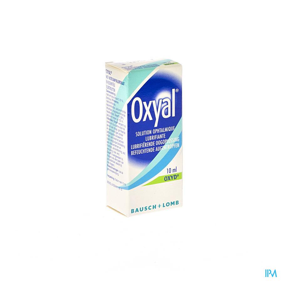 OXYAL COLL 10ML