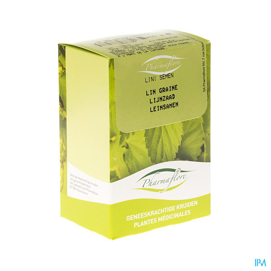 Lijnzaad Doos 250g Pharmafl