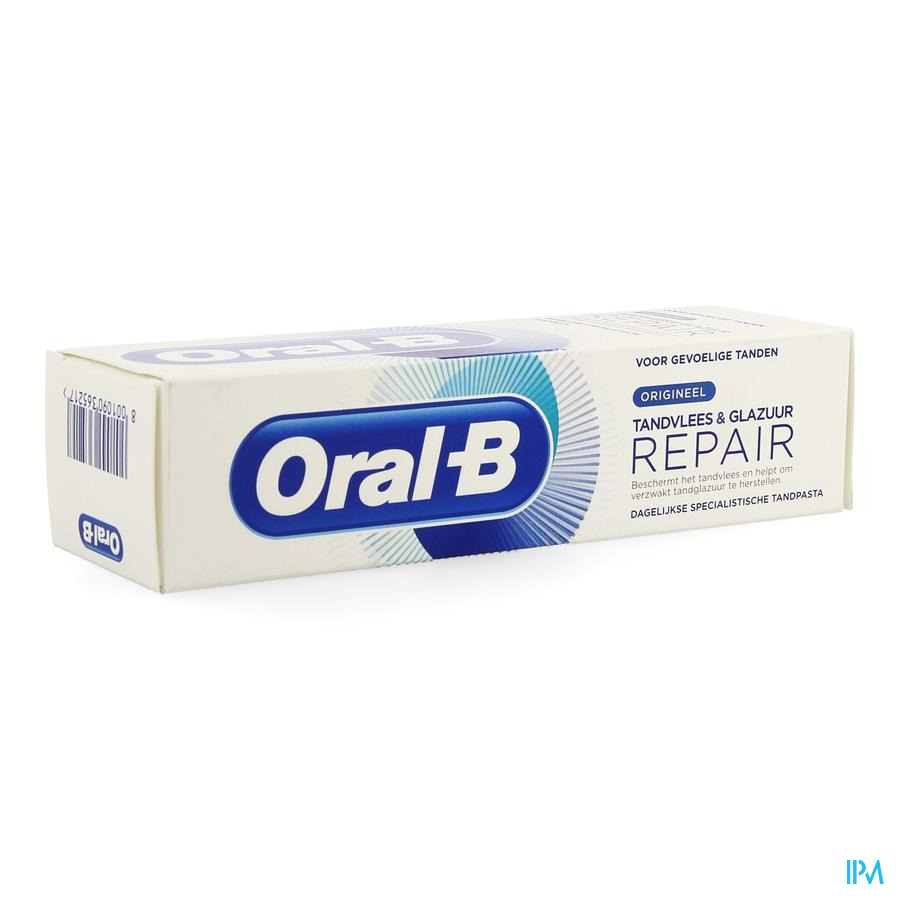 Oral B Tandpasta Gum & Enamel Repair Original 75ml