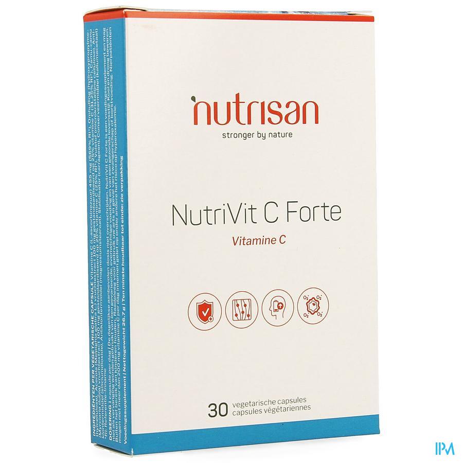 NUTRISAN NUTRIVIT C FORTE 30 CAPS