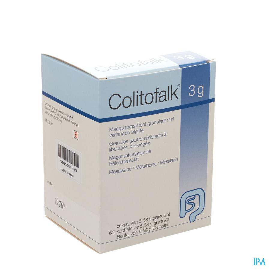 Colitofalk Sach 60 X 3g