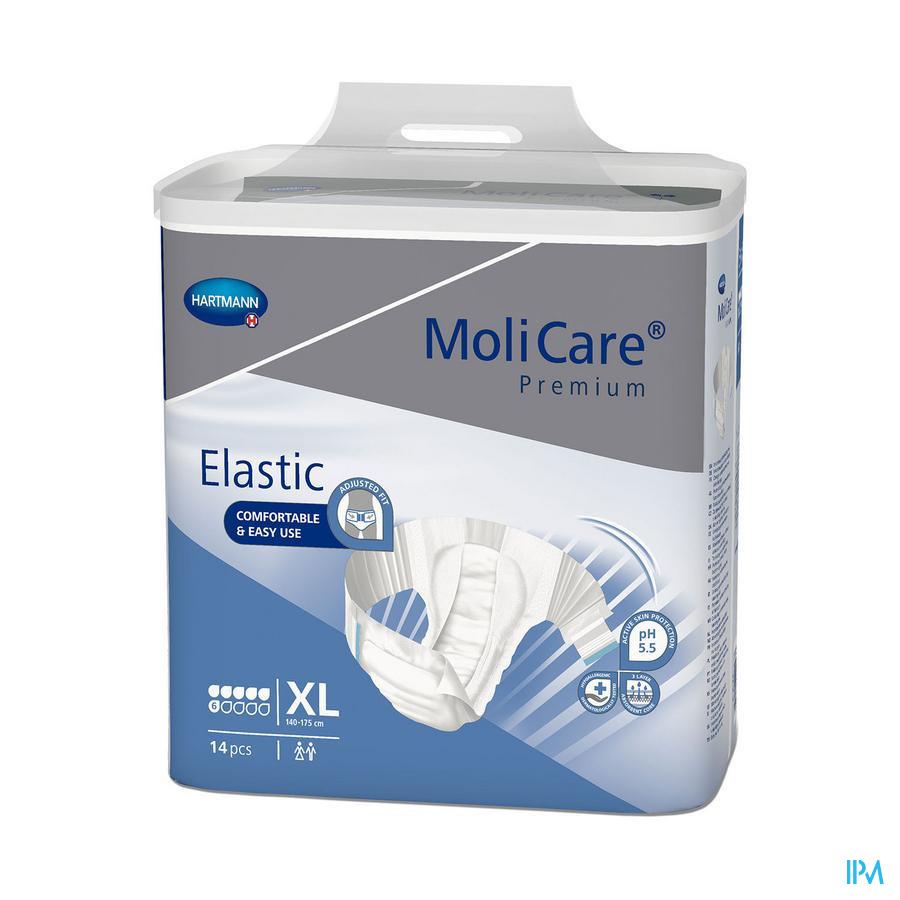 Molicare Pr Elastic 6 Drops Xl14 P/s
