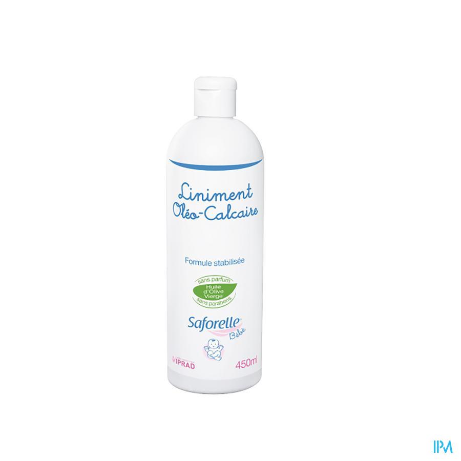 Saforelle Bb Oleo-calcium Balsem 450ml