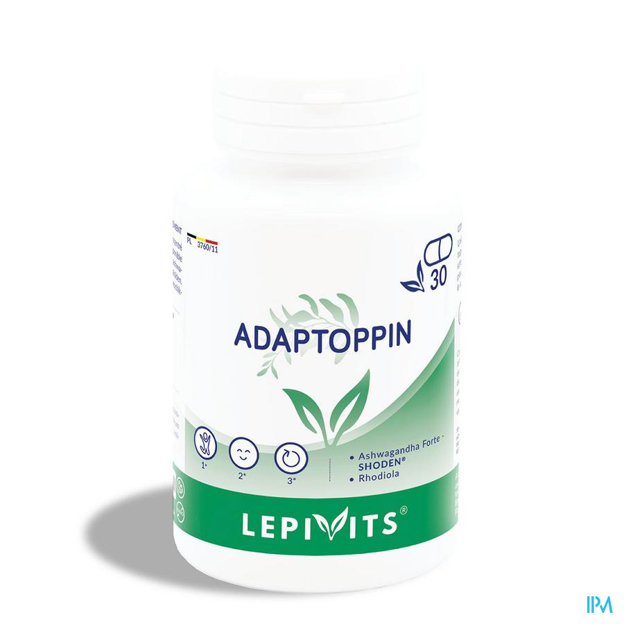 Lepivits Adaptoppin Pot V-caps 30
