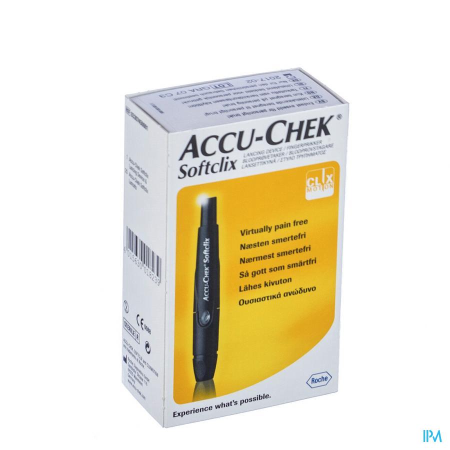 Accu Chek Sofclix Kit 3307450001
