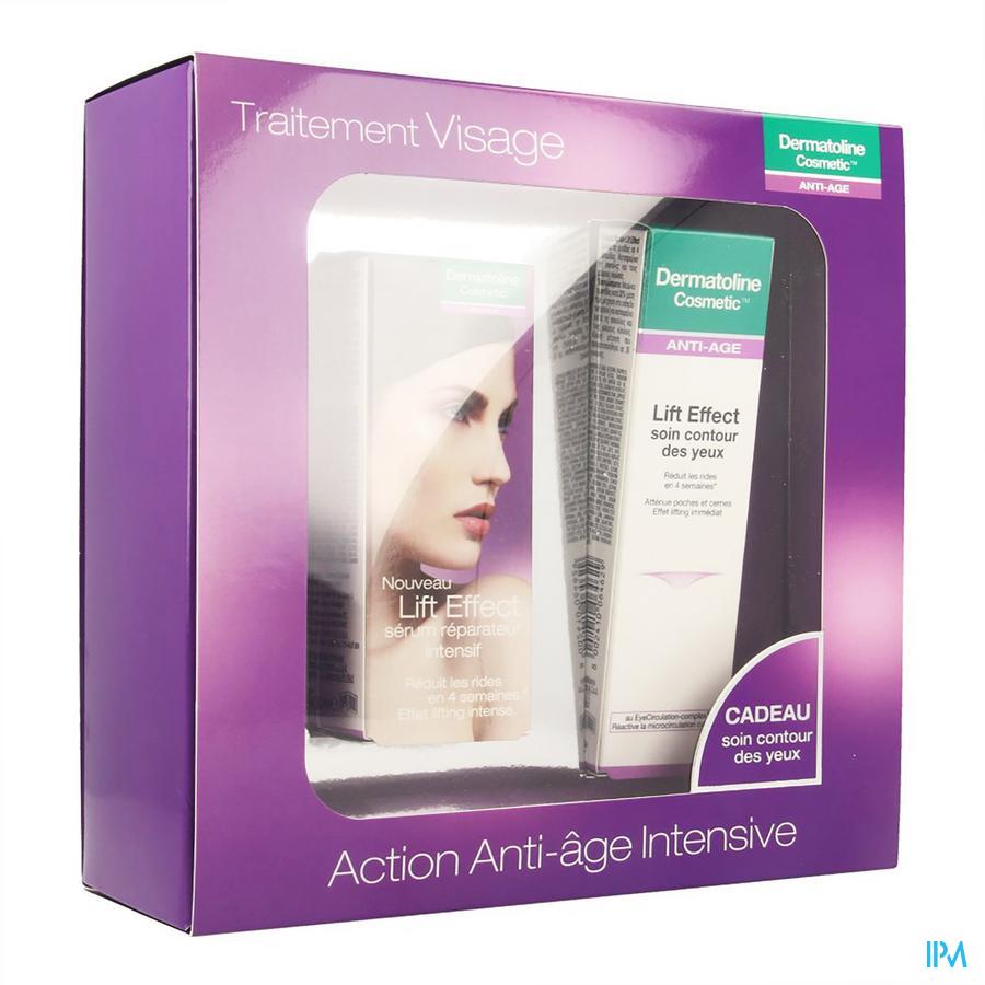 Dermatoline Cosmetic Le Coffret Serum + Oog Free
