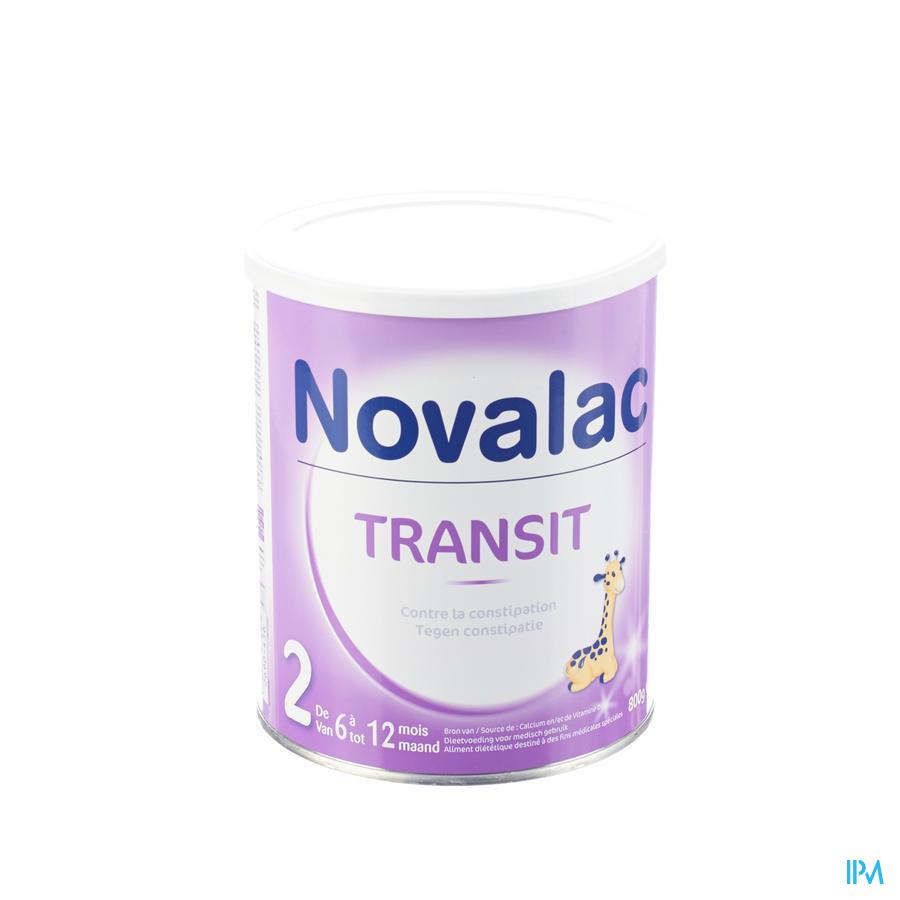 Novalac Transit 2 Opvolgmelk Pdr 800g
