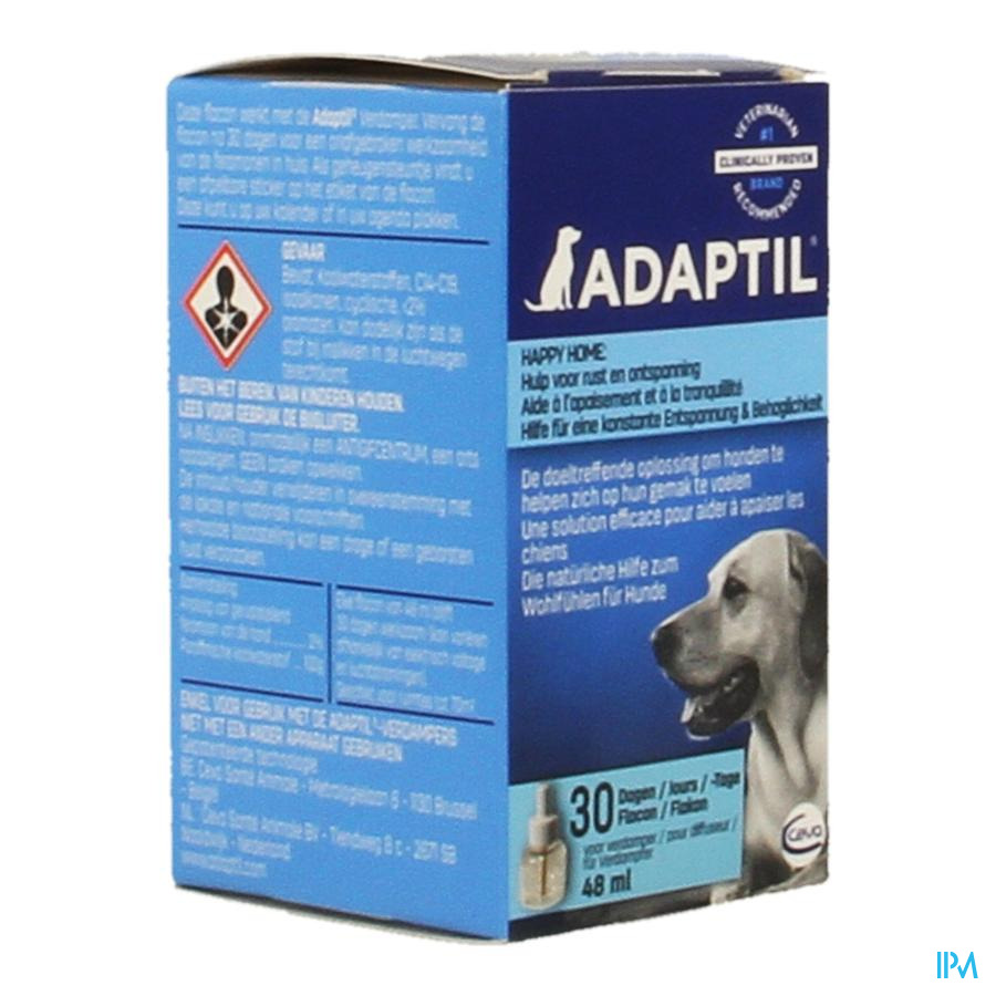 Adaptil Calm Recharge Nf 1mois 48ml