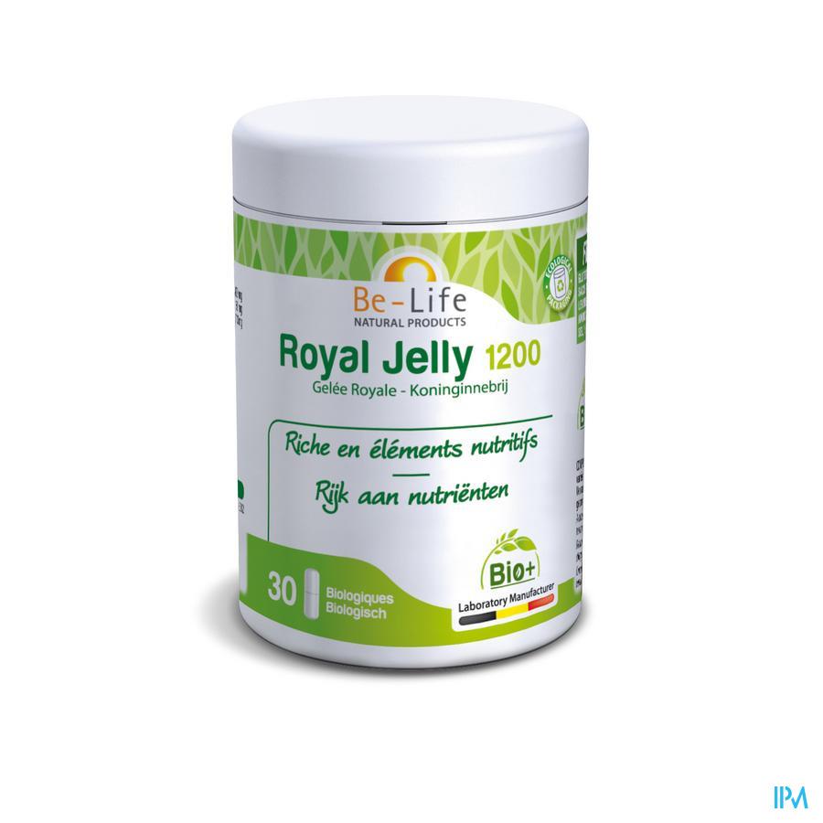 Royal Jelly 1200 Be Life Pot Gel 30