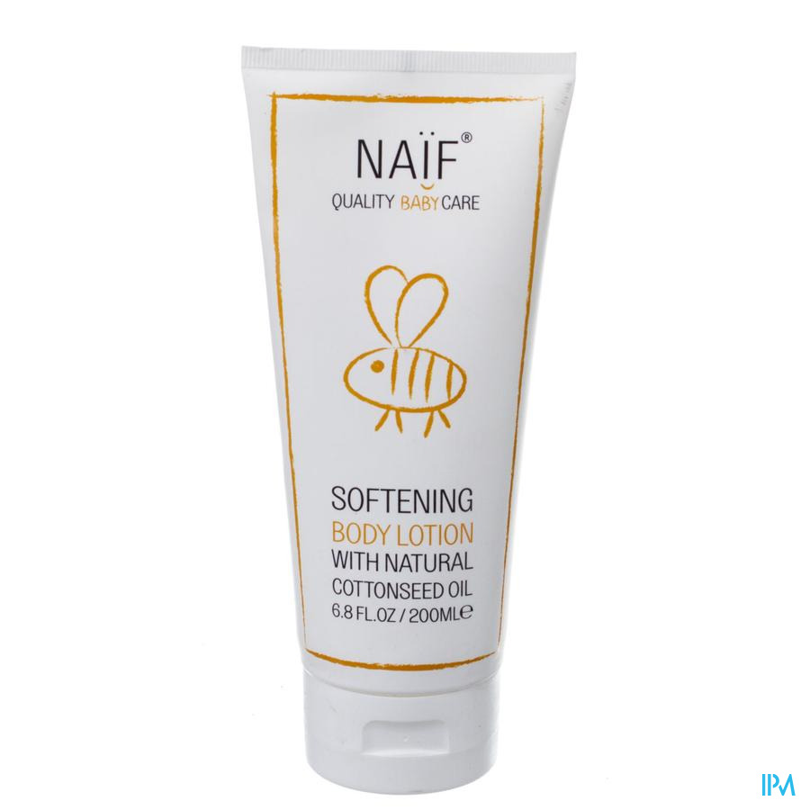 Naif Bodylotion Baby 200ml