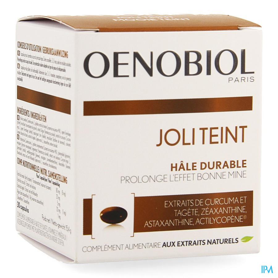 OENOBIOL JOLI TEINT 30 CAPS