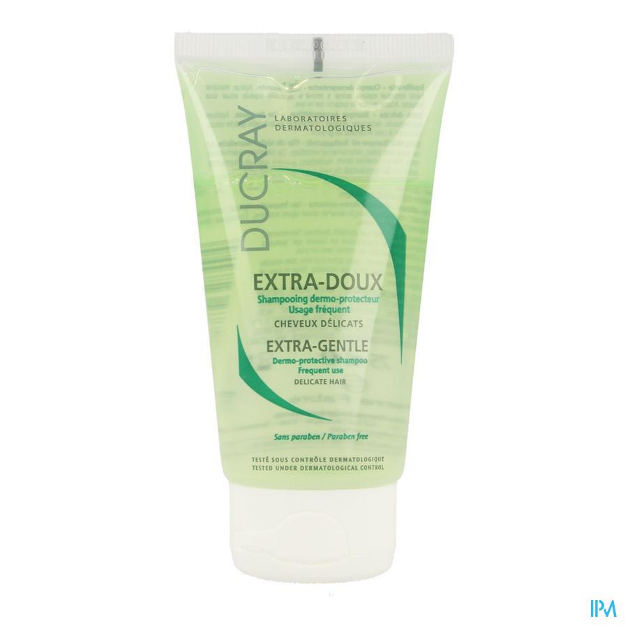 Afbeelding * Ducray Extra-Doux Huidbeschermende Shampoo voor Normaal en Broos Haar Flacon 75 ml.