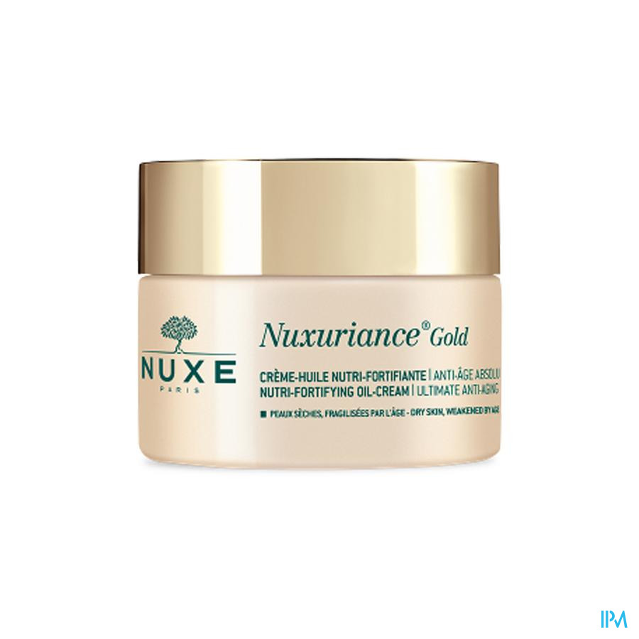 Nuxe Nuxuriance Gold Cr Hle Nutri Fortifiante 50ml