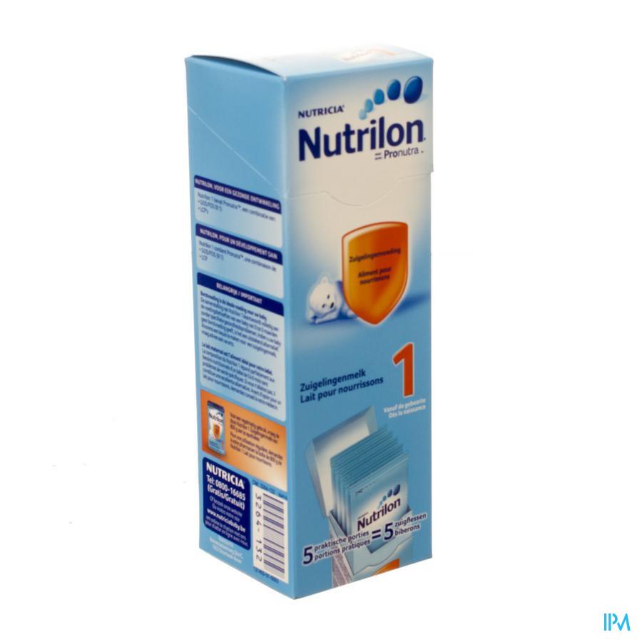 Nutrilon 1 Standaard Zuigel.melk Trialpack 5x22,5g