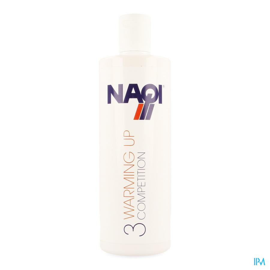 NAQI Warming Up Competition 3 500ml