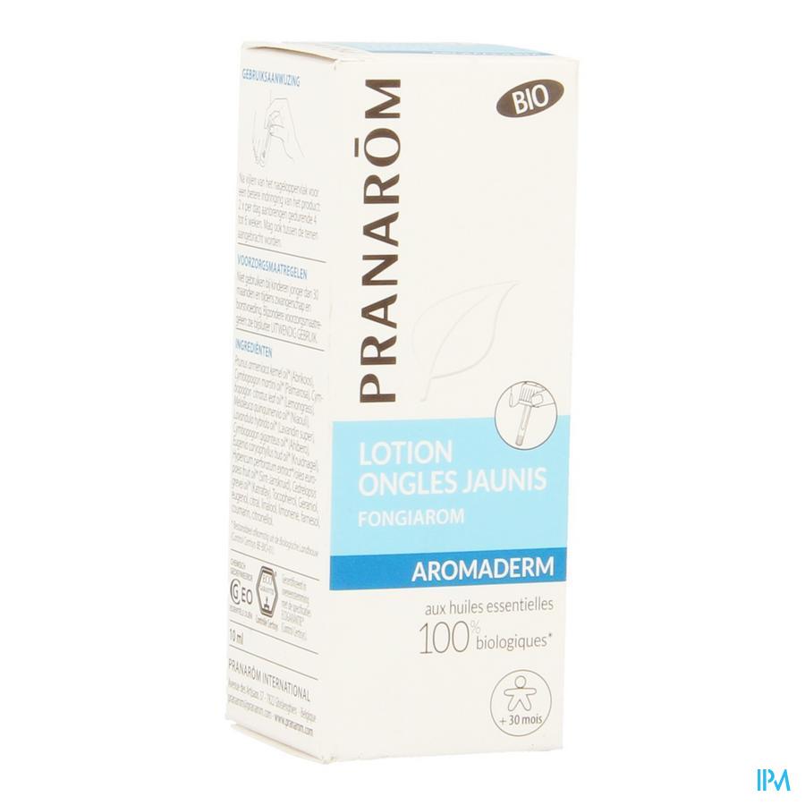 Aromaderm Lotion Gele Nagel Flacon 10 ml