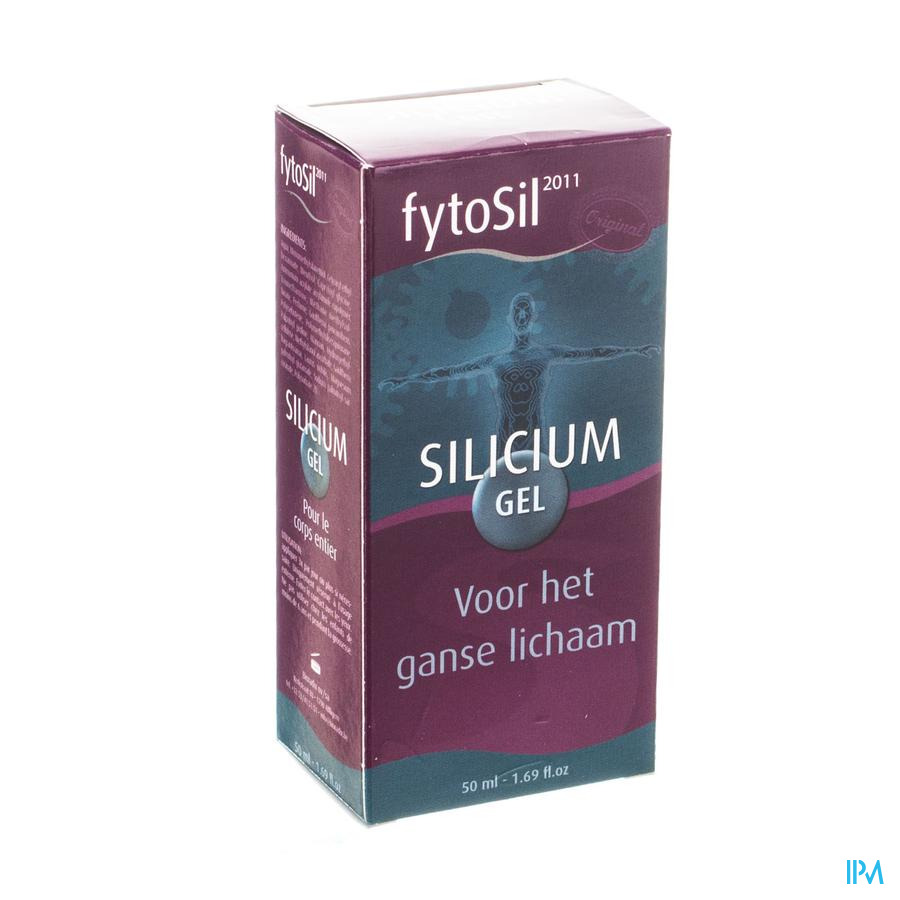 Fytosil Silicium Gel Tube 50ml