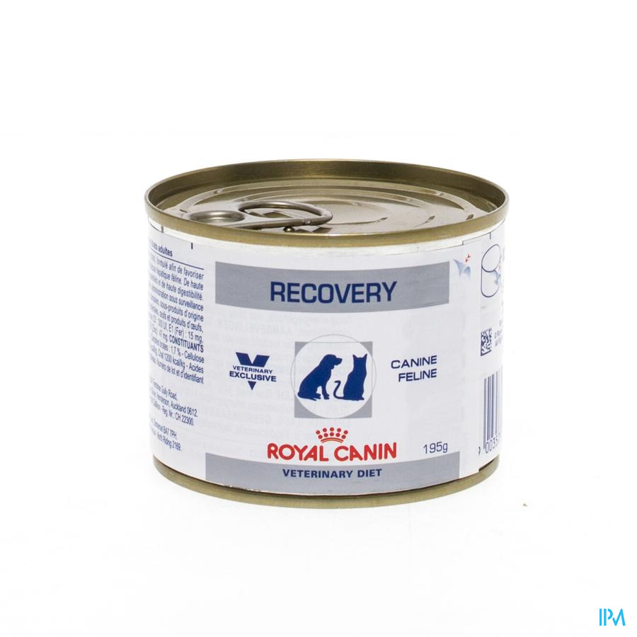 Vdiet Instant Recovery Feline Canine 195g