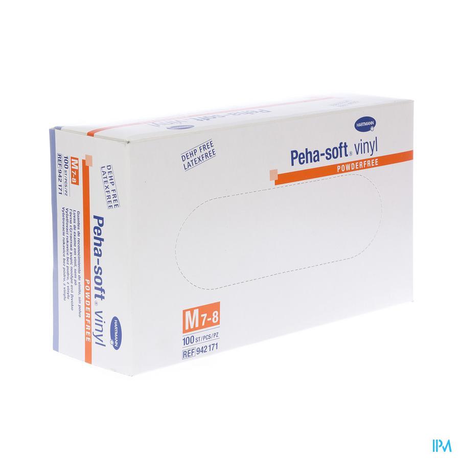 Peha-soft Vinyl Non Poudrés S 100 P/s