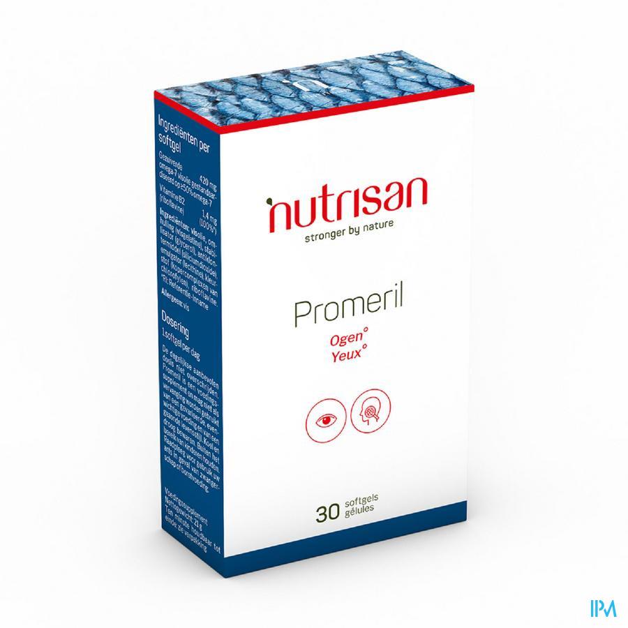 Promeril 30 Softgels Nutrisan