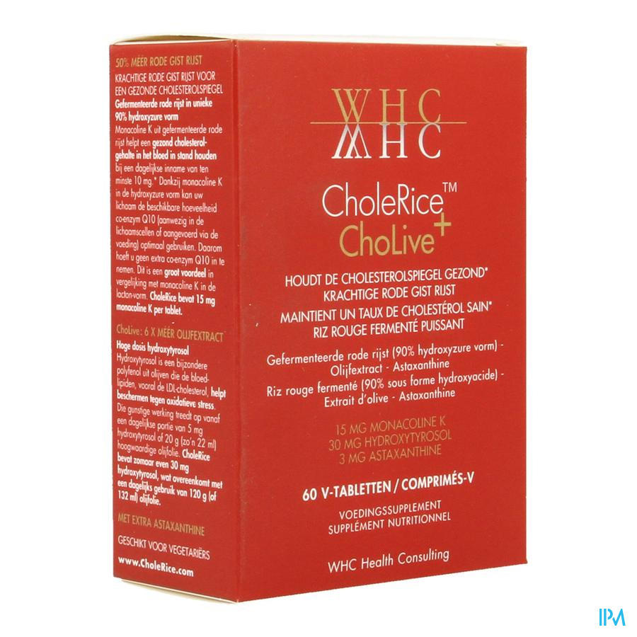 Cholerice + Cholive V-comp. 60