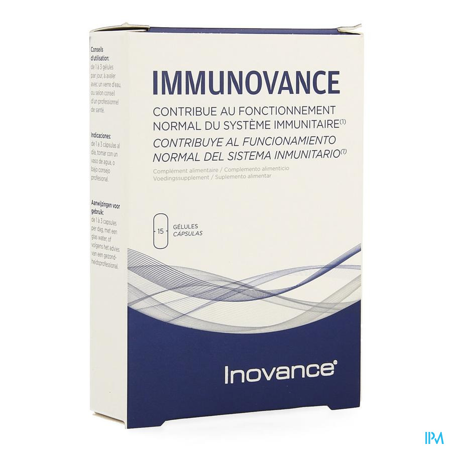 Inovance Immunovance Capsule 15