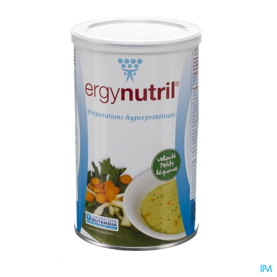 Ergynutril Fijne Groentjes Pdr Pot 300g