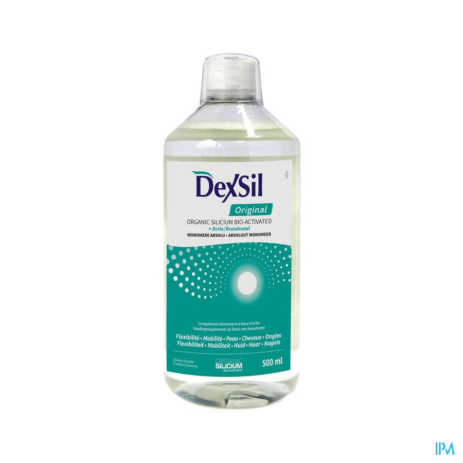 DEXSIL ORIGINAL SILICIUM DRINK 500 ML