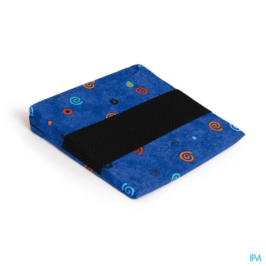 Sissel Sit Colour Wigkussen+hoes Blw-kleur A/slip