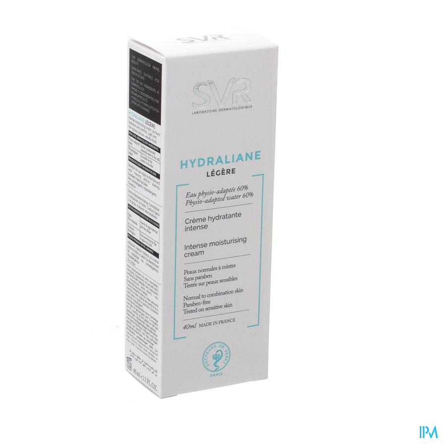 Hydraliane Licht Creme Tube 40ml