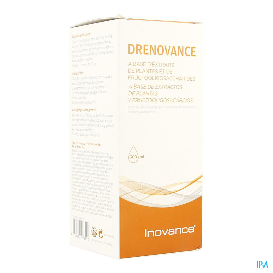 Inovance Drenovance Fl 300ml Ca130
