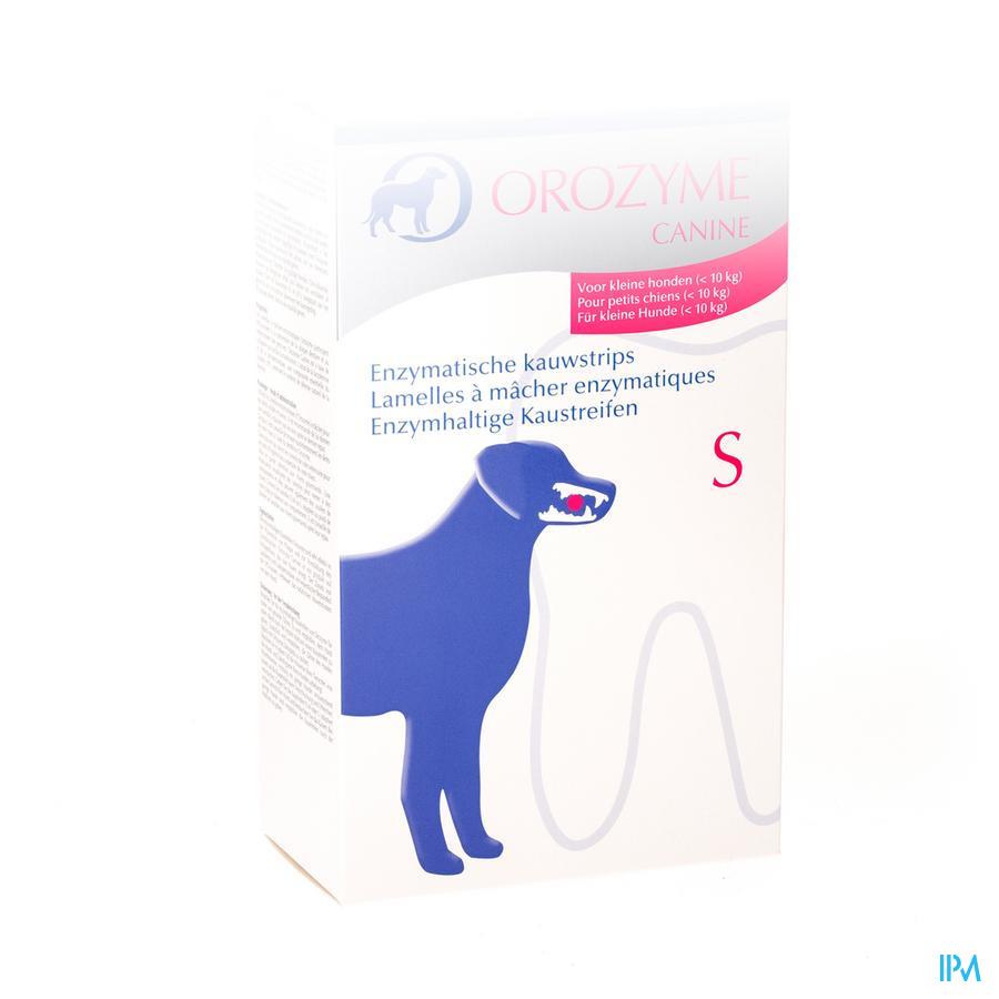 Orozyme Canine S Kauwstrips Enzym.hond