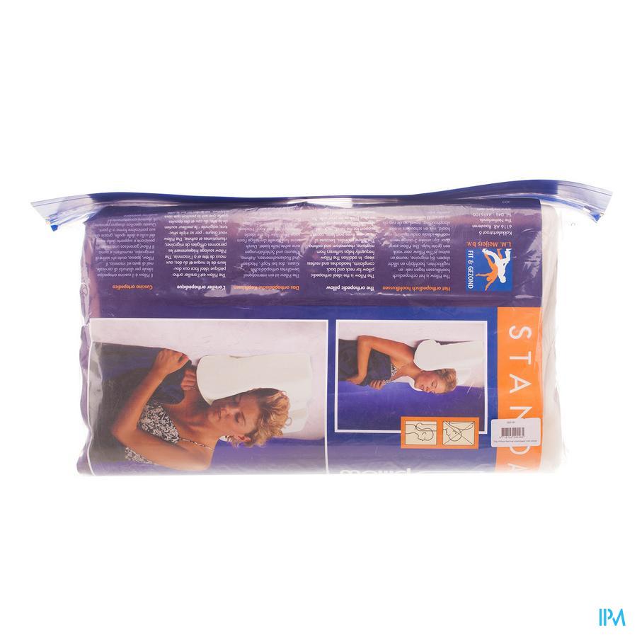 Pillow Hoofdkussen 63x36cm Normal/stand