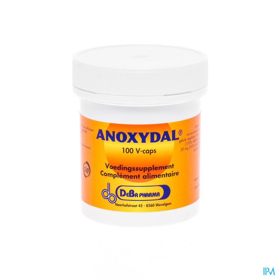 Anoxydal V-caps 100 Deba