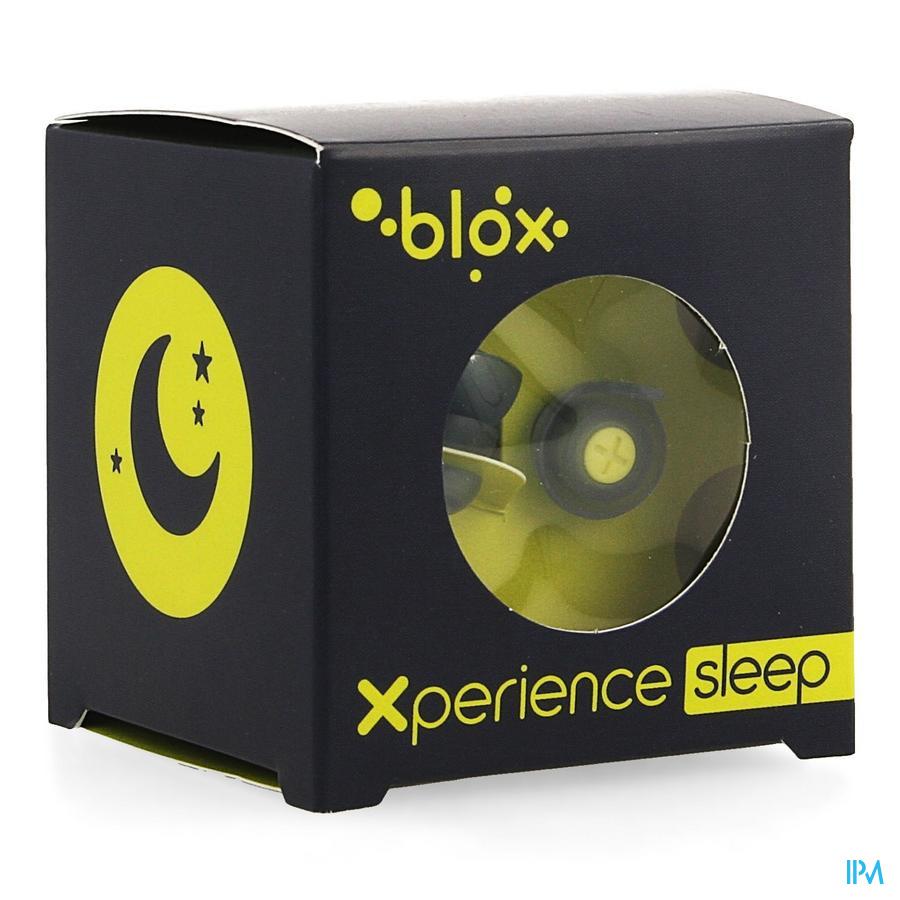 Blox Xperience Sleep Oordoppen 1 Paar