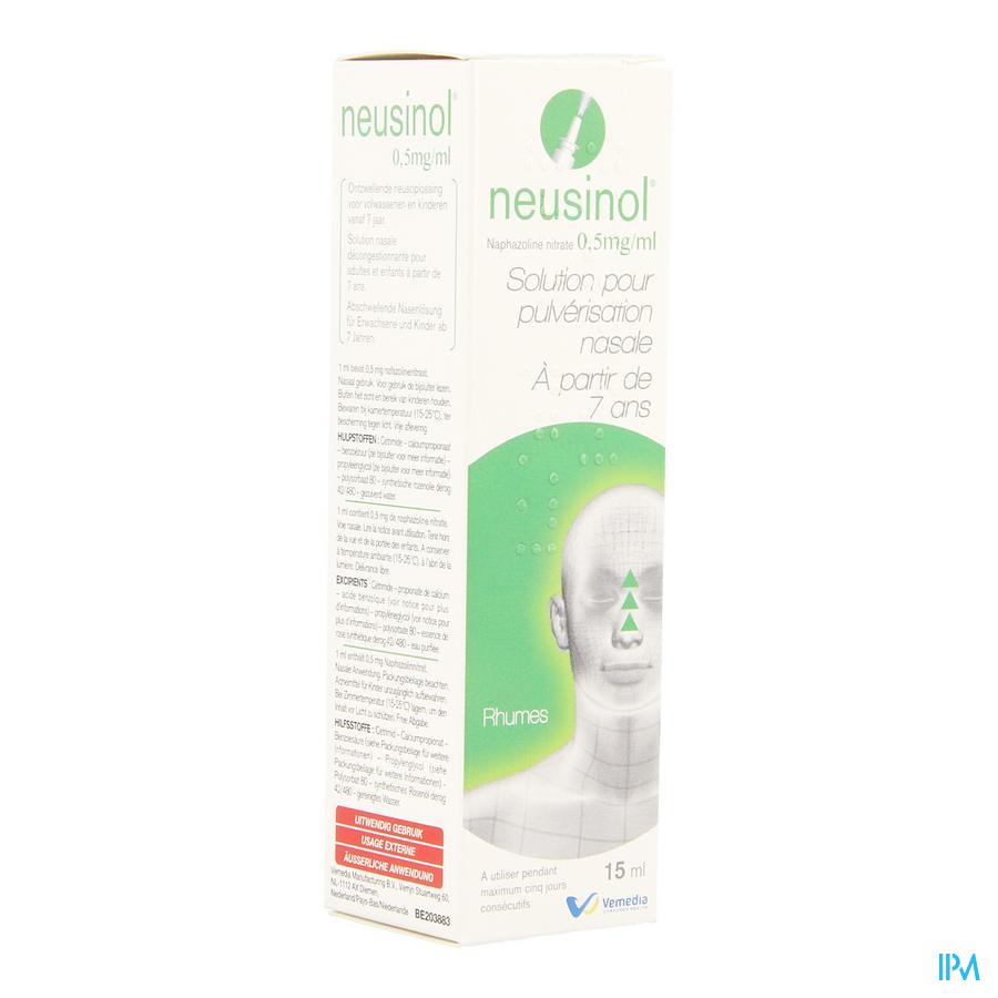 Neusinol Spray 15ml