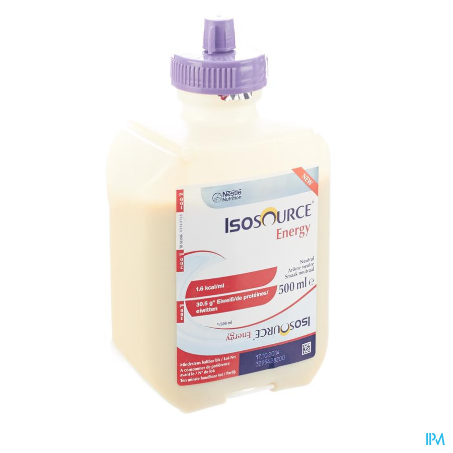 Isosource Energy Smartflex 500 ml 12138964