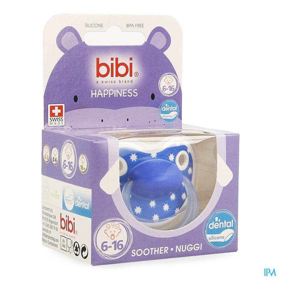 Bibi Sucette Hp Dental Lovely Dots 6-16m