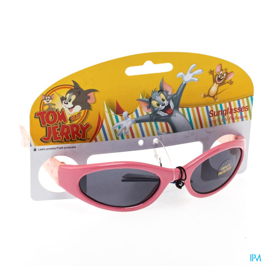 Hello Kitty Zonnebril Tom&jerry Roze