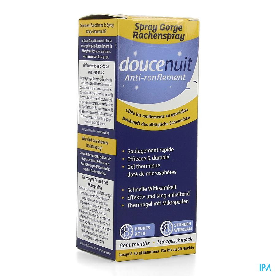 Douce Nuit Spray Gorge 23.5ml