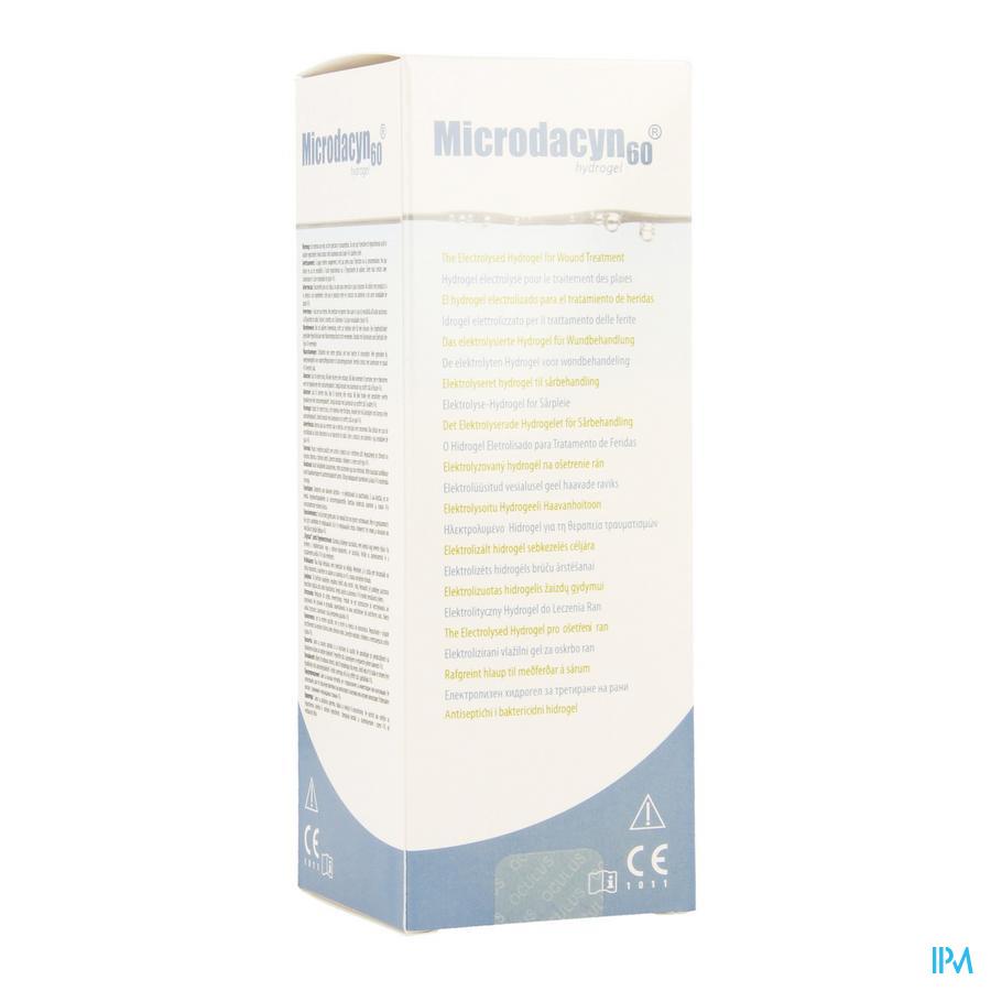 Microdacyn Hydrogel 120g 44209-00